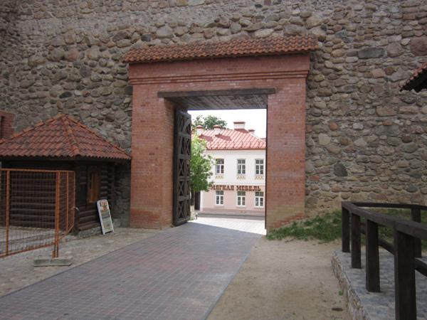 Лида замок